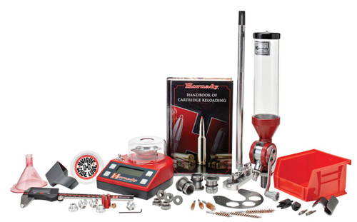 Hornady Lock-N-Load Reloading Press Kit - Cast Iron - 090255855210