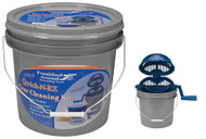 Frankford Arsenal Quick-N-EZ Rotary Sifter Kit Multi-Caliber 3.5 Gallon - 661120075653