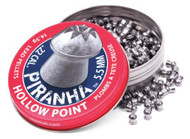 Crosman Piranha .22 HP Pellets 400 Count - 028478147102