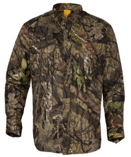 Browning Wasatch-CB Mossy Oak Break-Up Country Button-Up Shirt - 023614926849