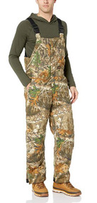 Walls Insulated Camo Bibs - Realtree Edge - 889440456123