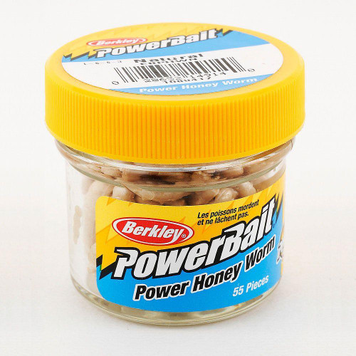 Berkley Powerbait Power Honey Worm - 028632149133