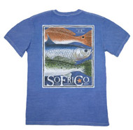 Southern Fried Cotton On The Scale S/S T-Shirt - 602573811641