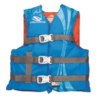 Stearns Youth Classic Series Vest - Blue - 044411030355