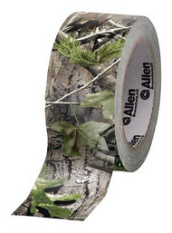Allen Camo Duct Tape PDQ Display 12 Rolls 2 Inches Wide by 20 Yards Long Realtree APG - 026509000419