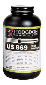 Hodgdon US 869 - 1 lb - 1 Canister - 039288538691
