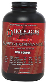 Hodgdon Superformance Powder - 1 lb - 039288800019