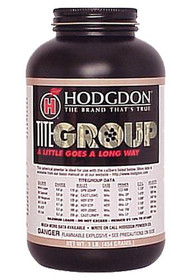 Hodgdon TiteGroup Powder - 1 lb - 1 Canister - 039288531357