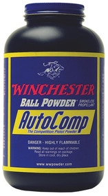 Winchester Powder Ball Powder AutoComp - 1 lb - 039288079019