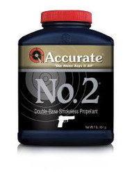 Accurate WPI No. 2 Powder - 1 lb - 1 Canister - 094794001015