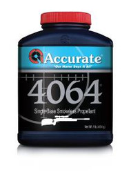 Accurate 4064 Powder - 1 lb - 1 Canister - 094794006768