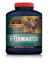 Accurate Ramshot X-Terminator Powder - 1 lb - 1 Canister - 658638167017