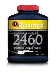 Accurate 2460 Powder - 1 lb - 1 Canister - 094794002760