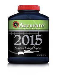 Accurate 2015 Powder - 1 lb - 1 Canister - 094794003514