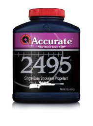 Accurate 2495 Powder - 1 lb - 1 Canister - 094794006263