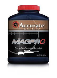 Accurate Mag Pro Powder - 1 lb - 1 Canister - 094794006560