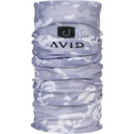 Avid Fishing Sun Mask - Snow Camo - 630125104613