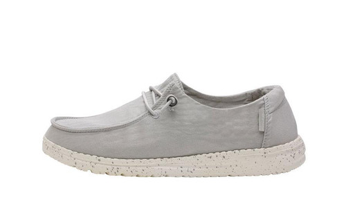 Hey Dude Wendy Women's Light Grey - 8054382145974