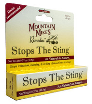 Mountain Mike's Remedies Stops The Stine Relief Ointment - 862011000208