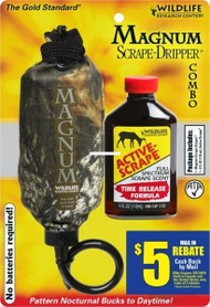 Wildlife Research Center Dripper/Scrape Combo - 4OZ Bottle - 024641003855