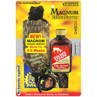 Wildlife Research Center Magnum Golden Scrape Dripper - 4OZ Bottle - 024641003862