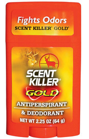 Wildlife Research Center Scent Killer Gold Deodorant - 2.25OZ - 024641012475