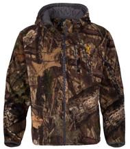 Browning Wasatch Fleece Mossy Oak Break-Up Country Camo Jacket - 023614927822