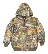 Berne Insulated Youth Camo Spike Jacket - 092021392042