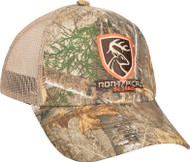 Drake Waterfowl Non-Typical Logo Camo Mesh Back Cap - 659601524288