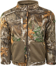 Drake Waterfowl Youth Silencer Full Zip Jacket w/ Agion Active XL® - 659601522864