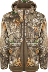Drake Waterfowl Stand Hunter's Silencer Jacket w/ Agion Active XL™ - 659601613760
