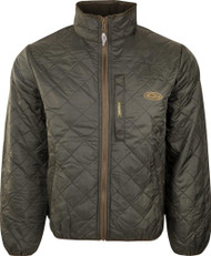 Drake Waterfowl Delta Fleece Lined Quilted Jacket - 659601028908