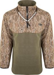 Drake Waterfowl 1/4-Zip Refuge Eqwader™ Jacket - 659601621802