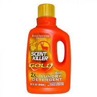 Wildlife Research Center Scent Killer Gold 2X Laundry Detergent - 32oz - 024641012499