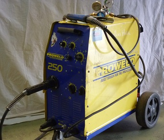 Proweld 250 welder for hire