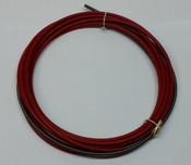 Red Liner, 0.9-1.2mm, 4 Metre