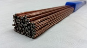 Tig Rod, Steel ER70S-6, Double Deoxidised, 3.2mm, Per Kg