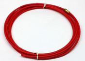 Teflon Liner for Aluminium, 1.0-1.2mm, Red, 4 Metre