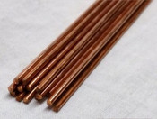 Tig Rod, De-oxidised Copper, 1.6mm, Per Kg