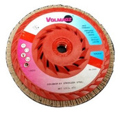 Flap Disc, Vortex, 125mm X 60 Grit