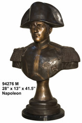 Bust of Napoleon with Mable Base