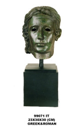 Greco-Roman Reproduction Mask - SALE!  - Take an Extra 25% Off - Discount Applied at Checkout