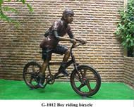 BMX Biker Boy - SALE! - Take an Extra 25% Off - Discount Applied at Checkout