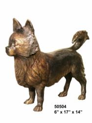 Bronze Chihuahua