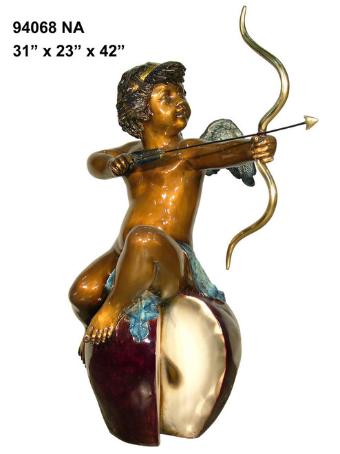 Cupid - Special Patina, Style NA