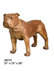 Bulldog on all Fours - Design B - SALE! - Take an Extra 25% Off - Discount Applied at Checkout
