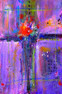 dIANKA abstract Rose