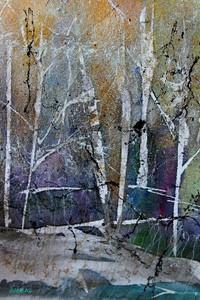 dIANKA earthy purple aspens