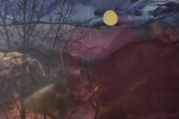 dIANKA Purple sunset