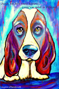 Basset-Just to let you know..
